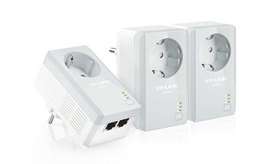 Powerline adapters van Tp link